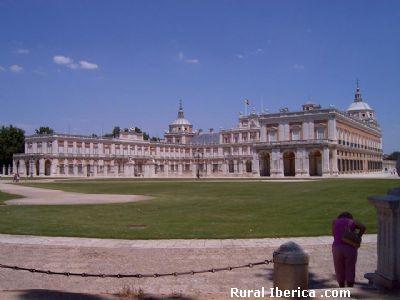Palacio Real. Aranjuez, Madrid - Aranjuez, Madrid, Madrid
