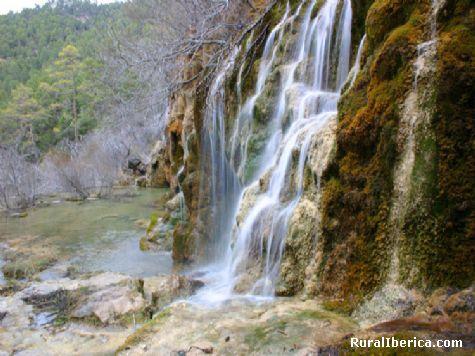 Nacimiento rio Cuervo - Cuenca, Cuenca, Castilla la Mancha