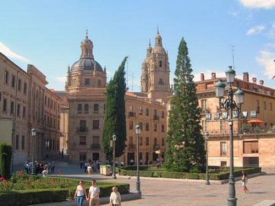 Salamanca, Plaza de Anaya - Salamanca, Castilla y león