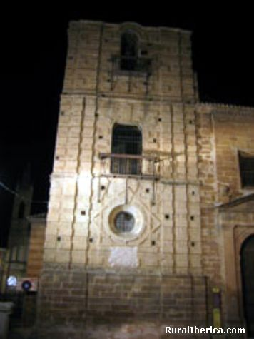 Iglesia Santa María. Andújar, Jaén - Andújar, Jaén, Andalucía