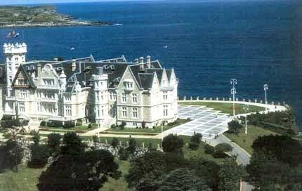 Santander, Palacio de La Magdalena - Santander, Cantabria, Cantabria