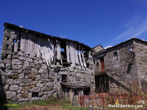 Arquitectura rural. A Veiga, Orense - A Veiga, Orense, Galicia