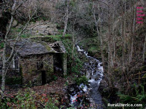 Molino en Fervenza - Fervenza, Orense, Galicia