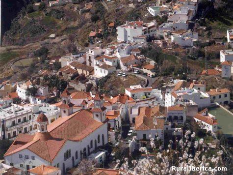 Tejeda y sus alrededores. - Tejeda, Las Palmas, Islas Canarias