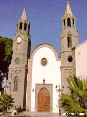 Iglesia de Telde. - Telde., Las Palmas, Islas Canarias