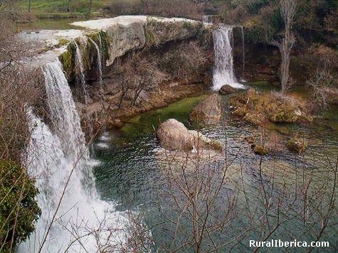 Cascada. Pedrosa de Tobalina, Burgos - Pedrosa de Tobalina, Burgos, Castilla y Le�n
