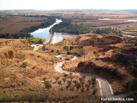 Panorámica del rio Duero - Toro, Zamora, Castilla y León