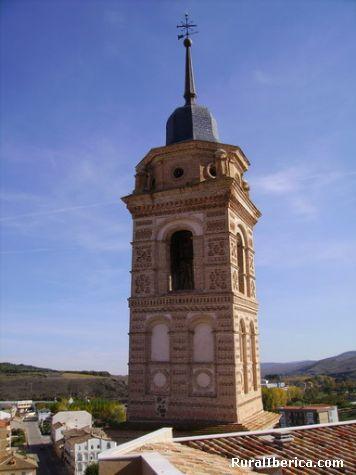 torre mudejar II - ateca, Zaragoza, Aragón