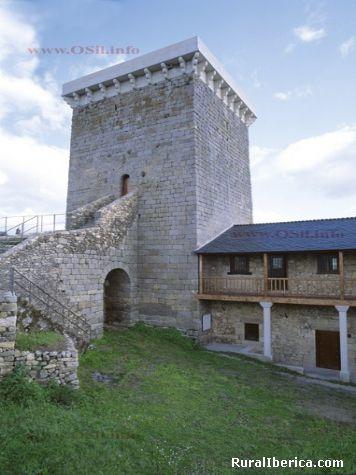 A torre do Bolo - bolo, Orense, Galicia