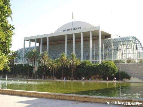 Palau de la Música, Valencia - La Cañada -Paterna, Valencia, Comunidad Valenciana