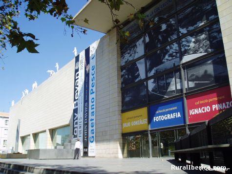 Instituto Valenciano de Arte Moderno. Valencia - La Cañada -Paterna, Valencia, Comunidad Valenciana
