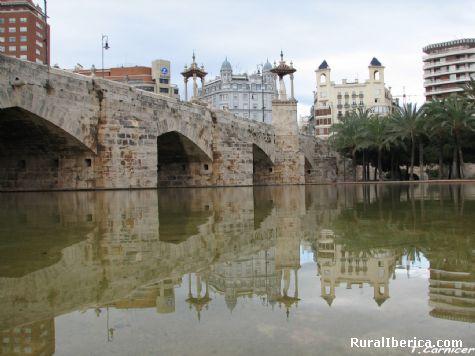 puente del mar - La Cañada -Paterna, Valencia, Comunidad Valenciana
