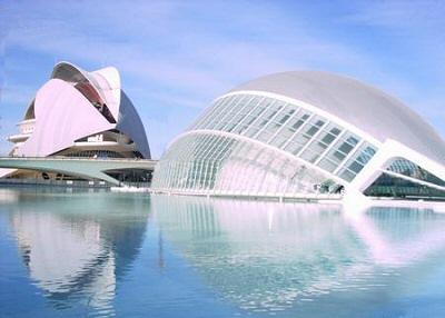 Valencia, Ciudad de las Artes y las Ciencias - Valencia, Comunidad Valenciana