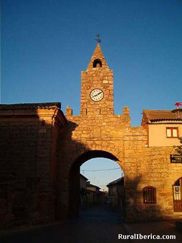 Torre del reloj. Villabragima, Valladolid - Villabragima, Valladolid, Castilla y León