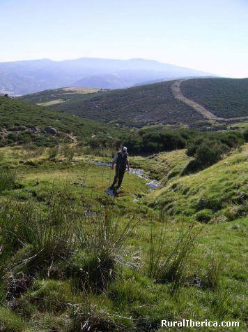 Alto de la Sierra de Villafranca - Villafranca de la Sierra, Ávila, Castilla y León