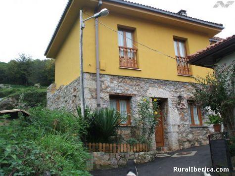 CASA RURAL CUEVALLAGAR - YERNES Y TAMEZA, Asturias, Asturias