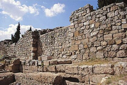 Murallas romanas, Zaragoza - Zaragoza, aragón
