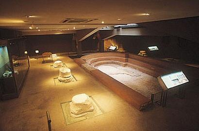 Museo de las Termas p�blicas de Caesaraugusta, Zaragoza  - Zaragoza, arag�n
