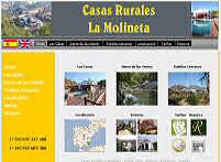Casas rurales la molineta guaro m laga - Casa rural guaro ...