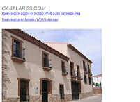 Casa rural lares casas de don pedro badajoz - Casas de don pedro badajoz ...