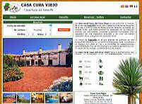 Casas rurales en islas canarias - Casa rural casa el cura viejo ...
