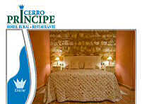 Hotel Rural Cerro Principe. La Garrovilla, Badajoz